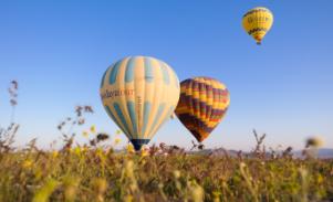 Vol en montgolfière à Annonay